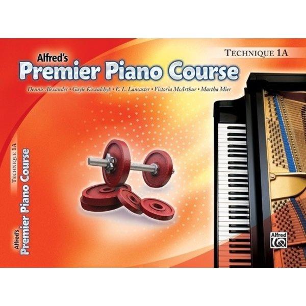 Alfred Music Premier Piano Course: Technique Book 1A