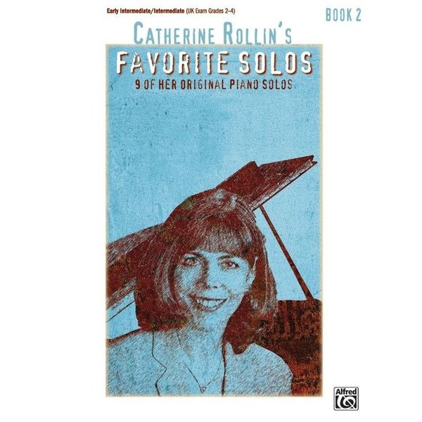 Alfred Catherine Rollin's Favorite Solos, Book 2