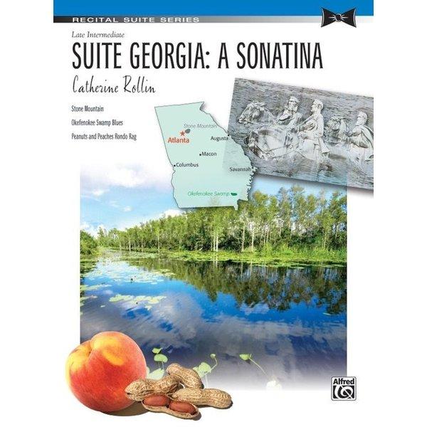 Alfred Music Suite Georgia: A Sonatina