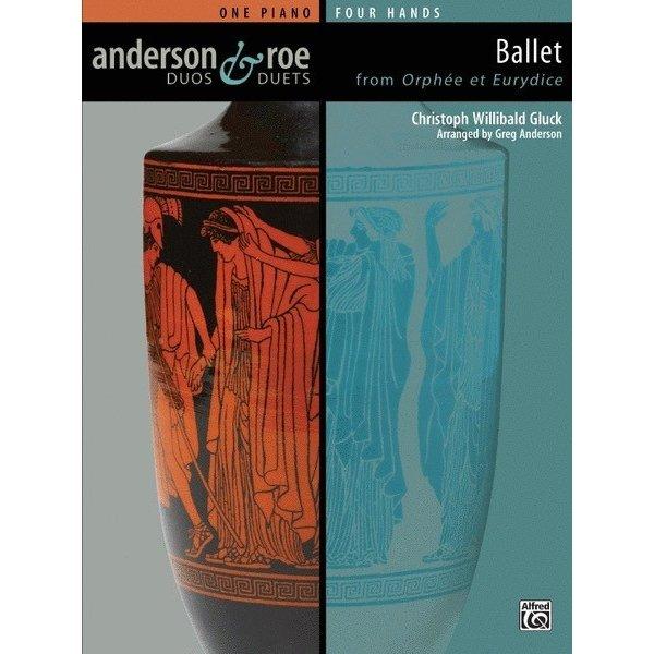 Alfred Music Ballet from Orphée et Eurydice