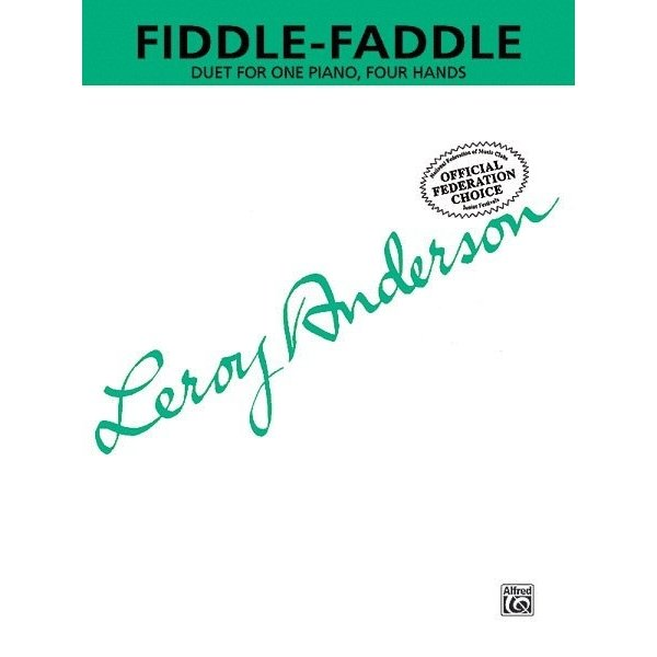 Alfred Music Fiddle-Faddle