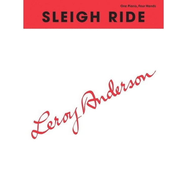 Alfred Music Sleigh Ride