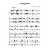 Alfred Music Dvorák - Slavonic Dances, Op. 46
