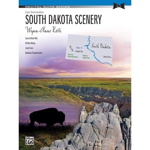 Alfred Music South Dakota Scenery