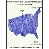 Willis Music Company Concerto Americana