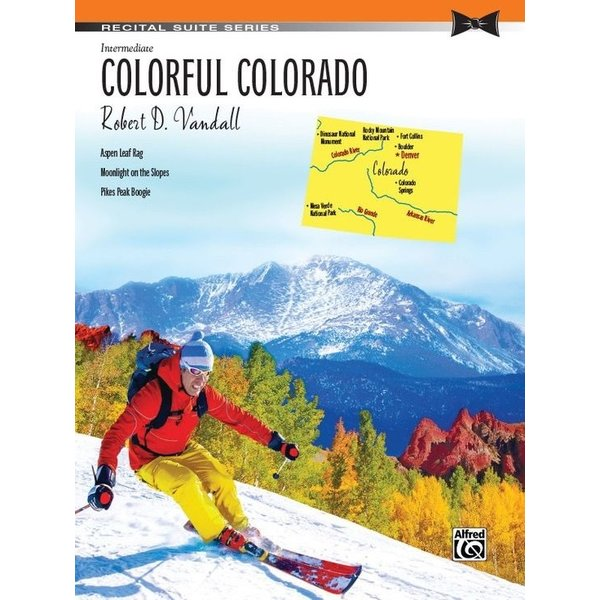 Alfred Music Colorful Colorado