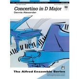 Alfred Music Concertino in D Major