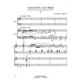 Alfred Music Miller - Concerto No. 1 in A Minor