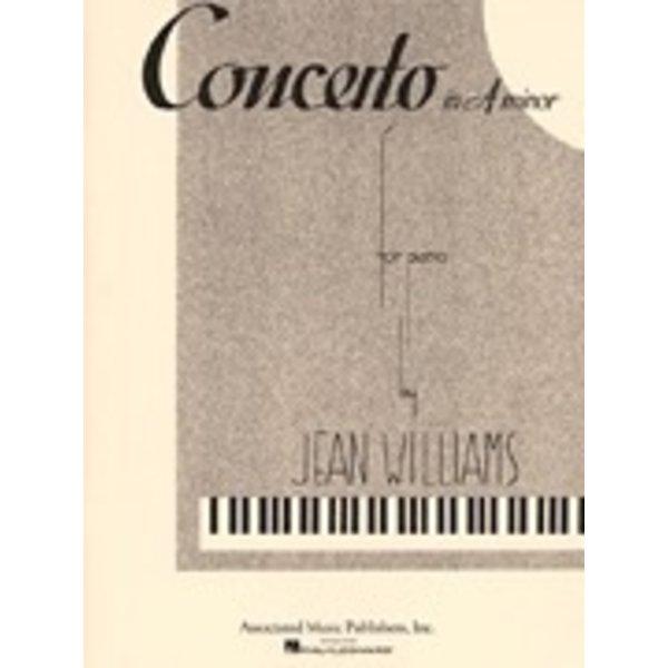 Schirmer Williams - Concerto in A Minor