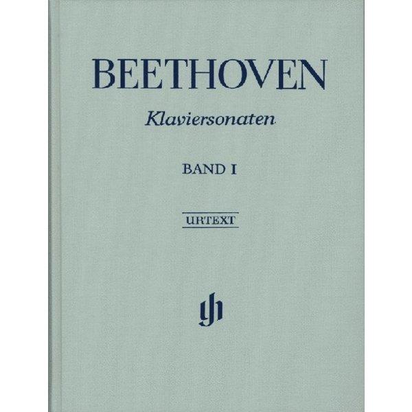 Henle Urtext Editions Beethoven - Piano Sonatas - Volume I Hardcover