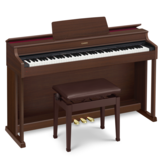 Casio Celviano AP-470 Brown with Adjustable Bench