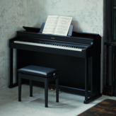 Casio Celviano AP-470 Black with Adjustable Bench