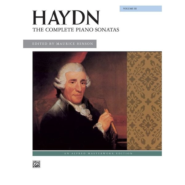Alfred Music Haydn - The Complete Piano Sonatas, Volume 3