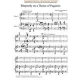 Boosey & Hawkes Rhapsody on a Theme of Paganini, Op. 43