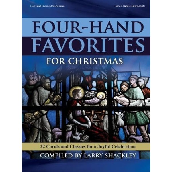 Lorenz Four-Hand Favorites for Christmas