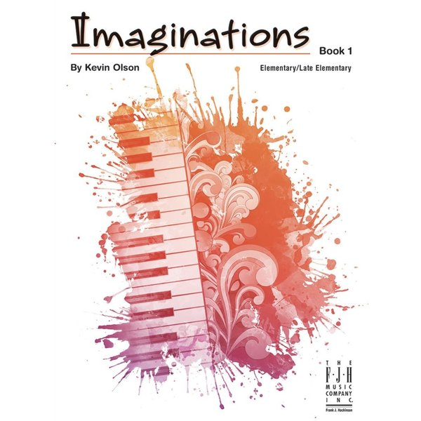 FJH Imaginations, Book 1