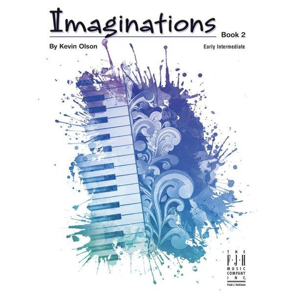 FJH Imaginations, Book 2
