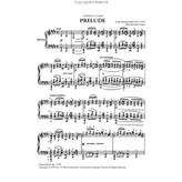 Edition Peters Rachmaninoff, Prelude Op.3 No.2 in C# Minor