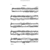 Edition Peters 15 Two-Part Inventions BWV 772-786