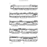Edition Peters Bach Italian Concerto BWV971