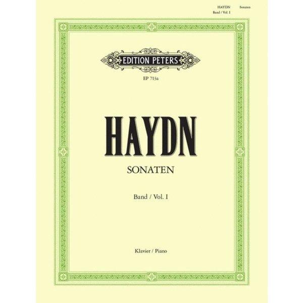 Edition Peters Haydn - Sonatas Vol. 1