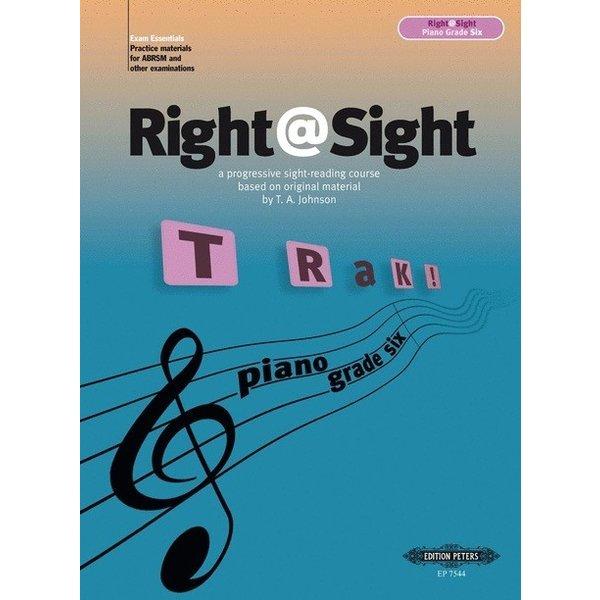Edition Peters Right@Sight Piano Grade 6
