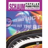 Alfred Music John W. Schaum Popular Piano Pieces, C: The Purple Book