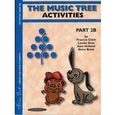 Alfred Music The Music Tree: Activities Book, Part 2B