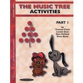 Alfred Music The Music Tree: Activities Book, Part 1