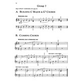 Alfred Music Alfred's Basic Piano: Chord Approach Technic Book 1