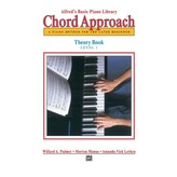 Alfred Music Alfred's Basic Piano: Chord Approach Theory Book 1