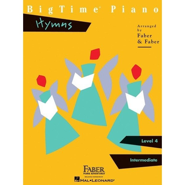 Hal Leonard BigTime Piano - Hymns Level 4