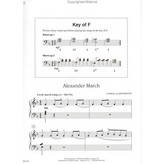 Hal Leonard ChordTime Piano - Ragtime & Marches Level 2B