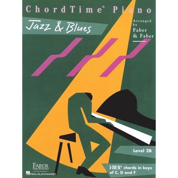 Hal Leonard ChordTime Piano - Jazz & Blues Level 2B