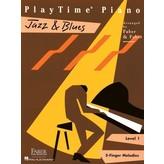 Hal Leonard PlayTime Piano - Jazz & Blues Level 1