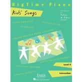 Hal Leonard BigTime Piano - Kids' Songs Level 4