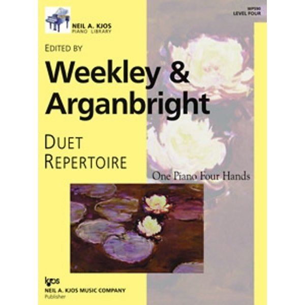 Kjos Duet Repertoire - Level 4