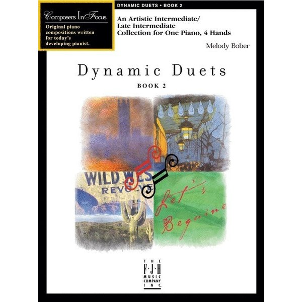 FJH Dynamic Duets, Book 2