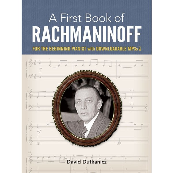 Dover Publications A First Book of Rachmaninoff