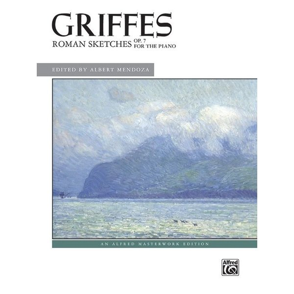 Alfred Music Roman Sketches, Op. 7
