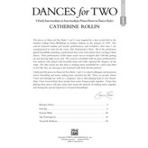 Alfred Music Dances for Two, Book 1