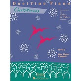 Faber Piano Adventures DuetTime Piano Christmas Level 2