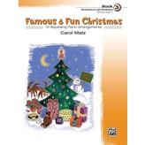 Alfred Music Famous & Fun Christmas, Book 3