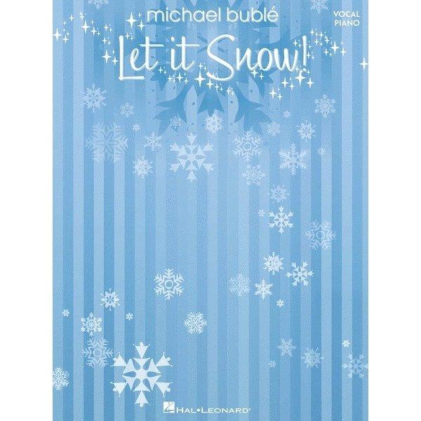 Hal Leonard Michael Bublé - Let It Snow