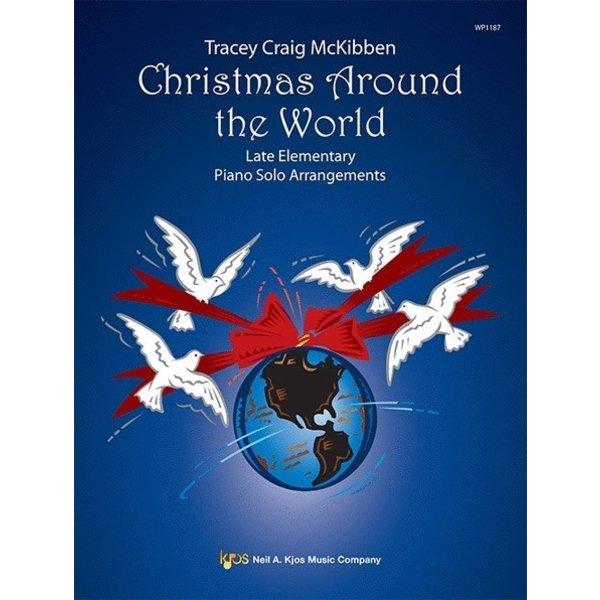 Kjos Christmas Around the World, Late Elementary