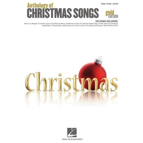 Hal Leonard Anthology of Christmas Songs - Gold Edition