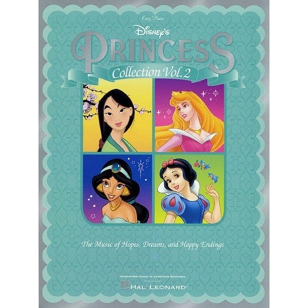 Disney Disney's Princess Collection, Volume 2