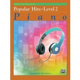 Alfred Music Alfred's Basic Piano Library: Popular Hits, Level 2
