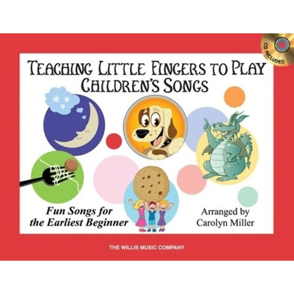 Willis Music Company Teaching Little Fingers to Play Children's Songs