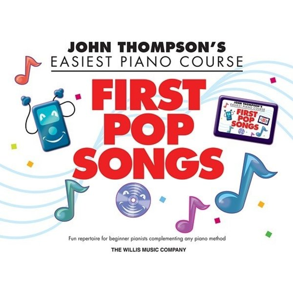Willis Music Company First Pop Songs